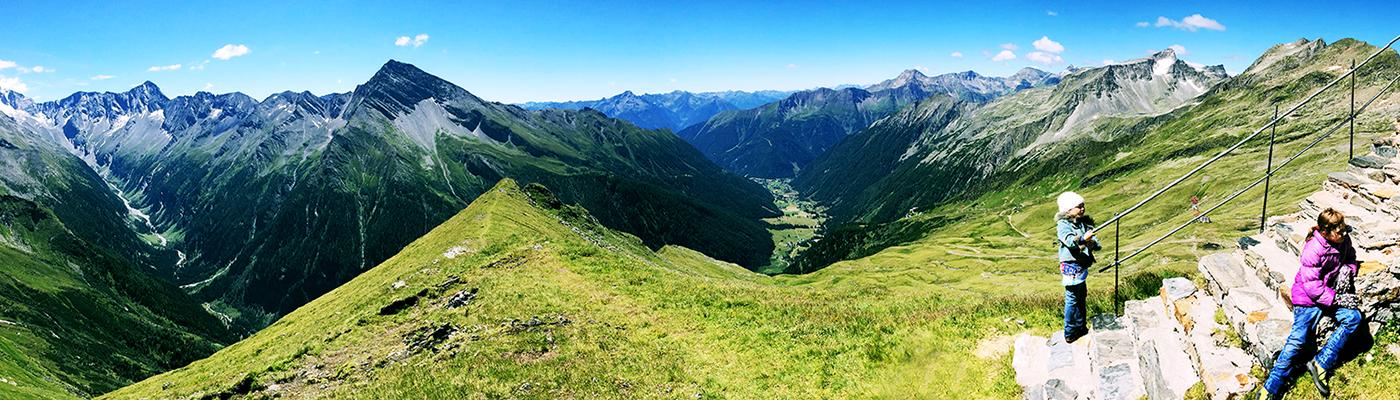 header bild berg panorama